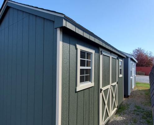 10 x 14 Backyard Storage