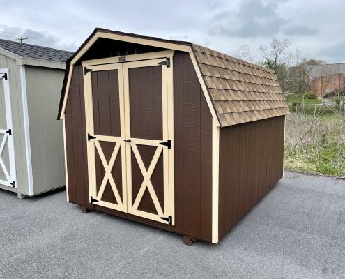 8x10x4 Barn H3620