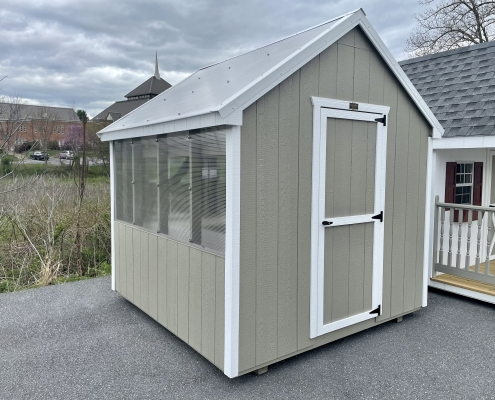 8x8 Greenhouse H1042