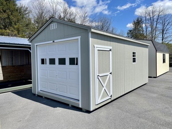 12x20x8 Cottage Garage H3614
