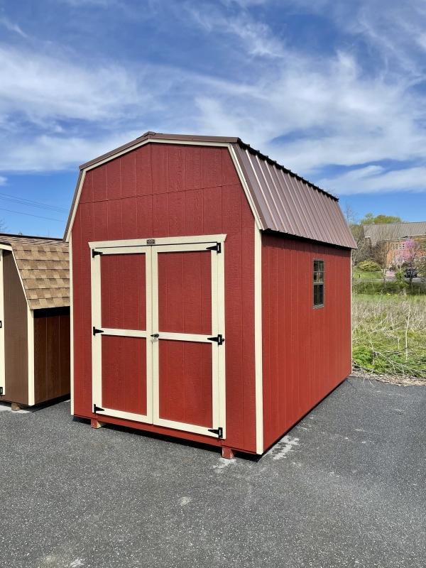 8x12x7 Economy Barn H3391