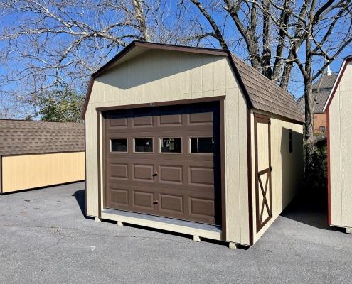 12x20x7 Barn Garage H3633