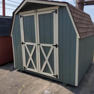 Outdoor 8 x 8 Barn