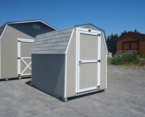 6x8 Mini Economy Barn