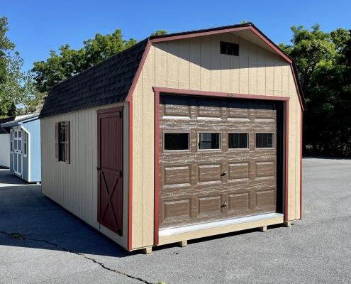 12x20x7 Barn Garage H3569