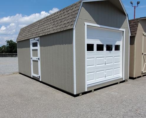 Outdoor Storage 12 x 20 x 7 Barn