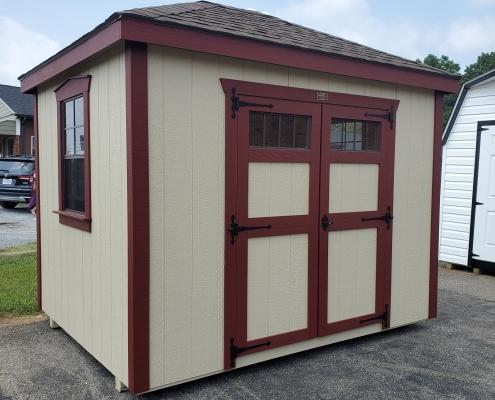 Outdoor Shed 8 x 10 Villa
