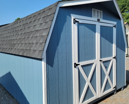 Wooden Shed 10 x 14 Barn