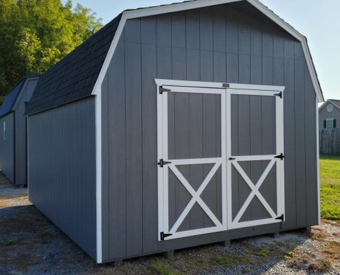Tall Backyard 12 x 16 x 6 Barn