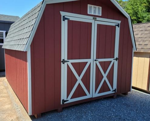 Short Barn 10 x 12