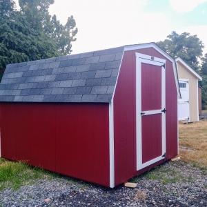 8x10 Economy Barn