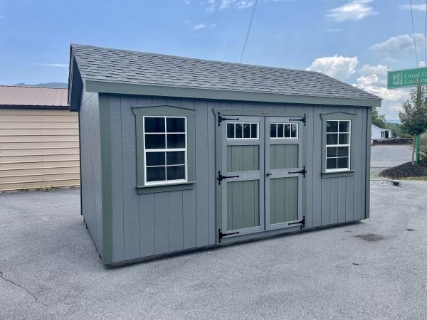 10x16 Garden House H2486