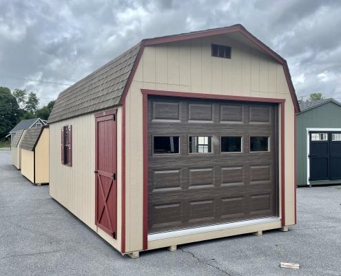12x20x7 Barn Garage H3696