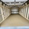 12x20x7 Barn Garage H3696 2