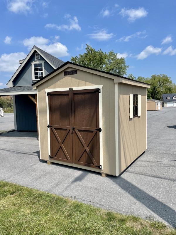 8x8x7 Cottage H3451