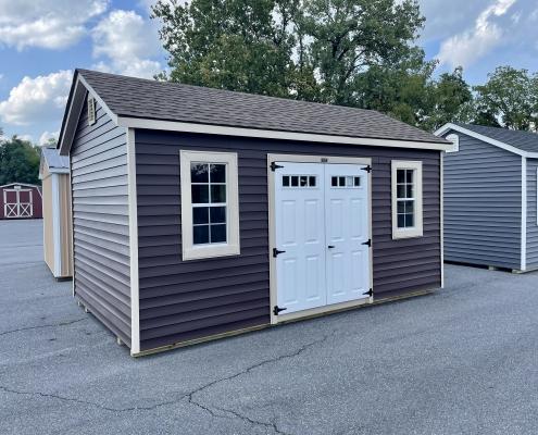 10x16 Vinyl Garden House H3460