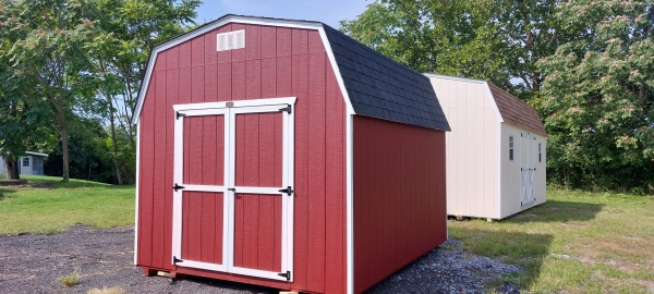 10x12x6 Economy Barn Display#1378-W