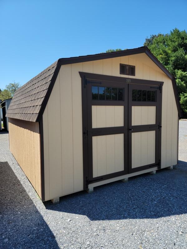 Backyard 12 x 14 Barn