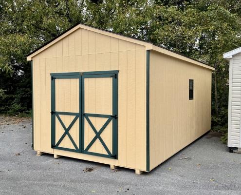 12x20x8 Cottage H3716